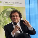 """""""Erfahrungen in Europa im Hybriden Konflikt: Die Fälschung der Wirklichkeit und was wir dagegen tun können"""" in der LV Hessen / EU mit der Heinrich Böll Stiftung"""