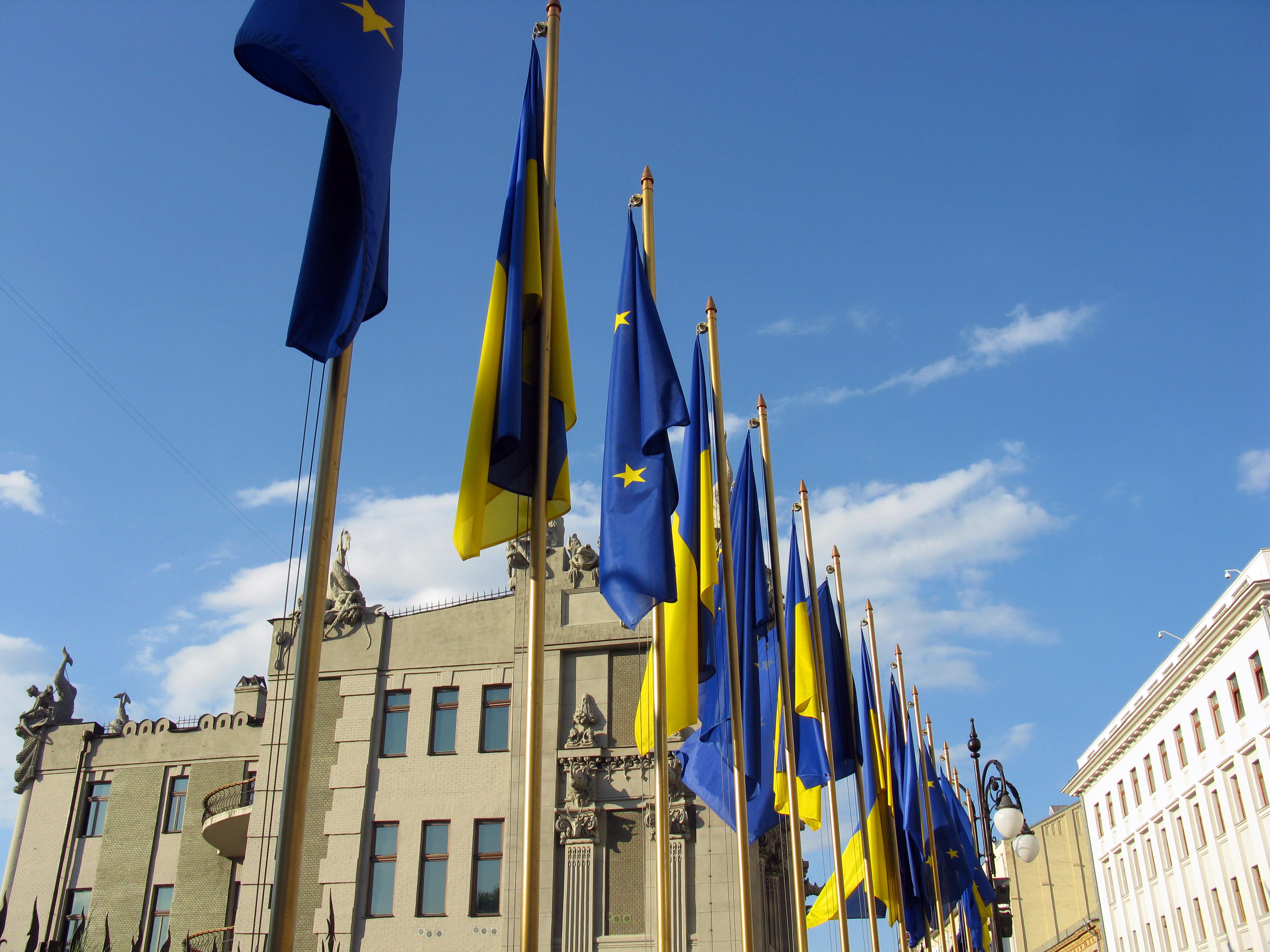 Trust and unity between Ukraine and international community